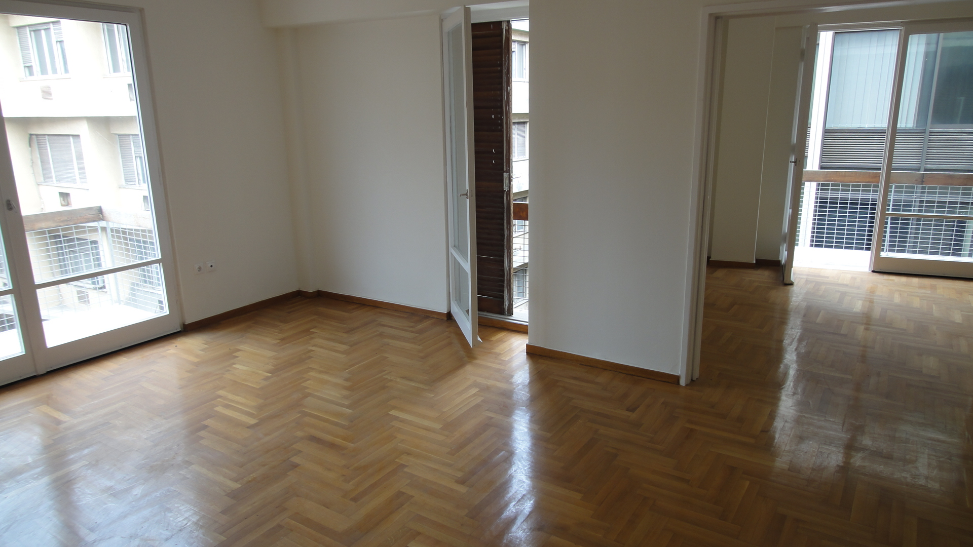 4th floor apartment