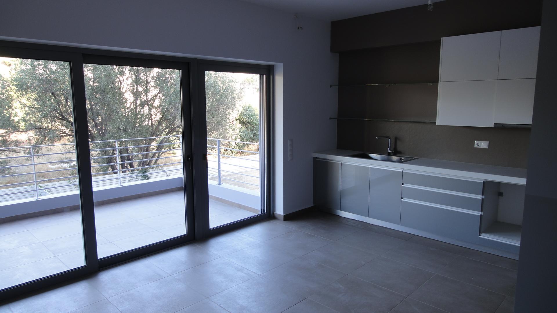 1st floor apartment