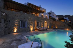 two exquisite houses in Myconos