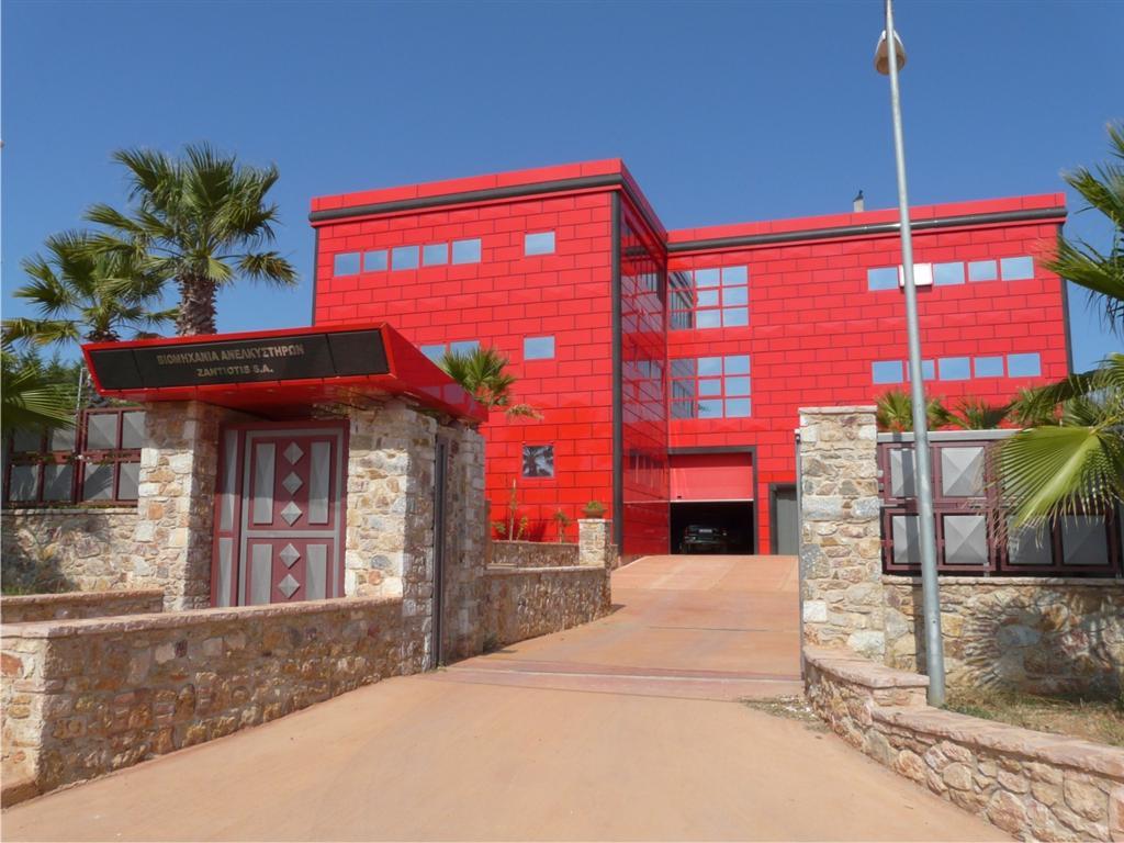 Industrial Building in Markopoulo